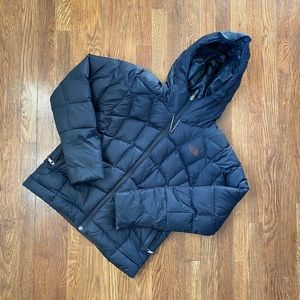 North Face 600 Down Hooded Jacket